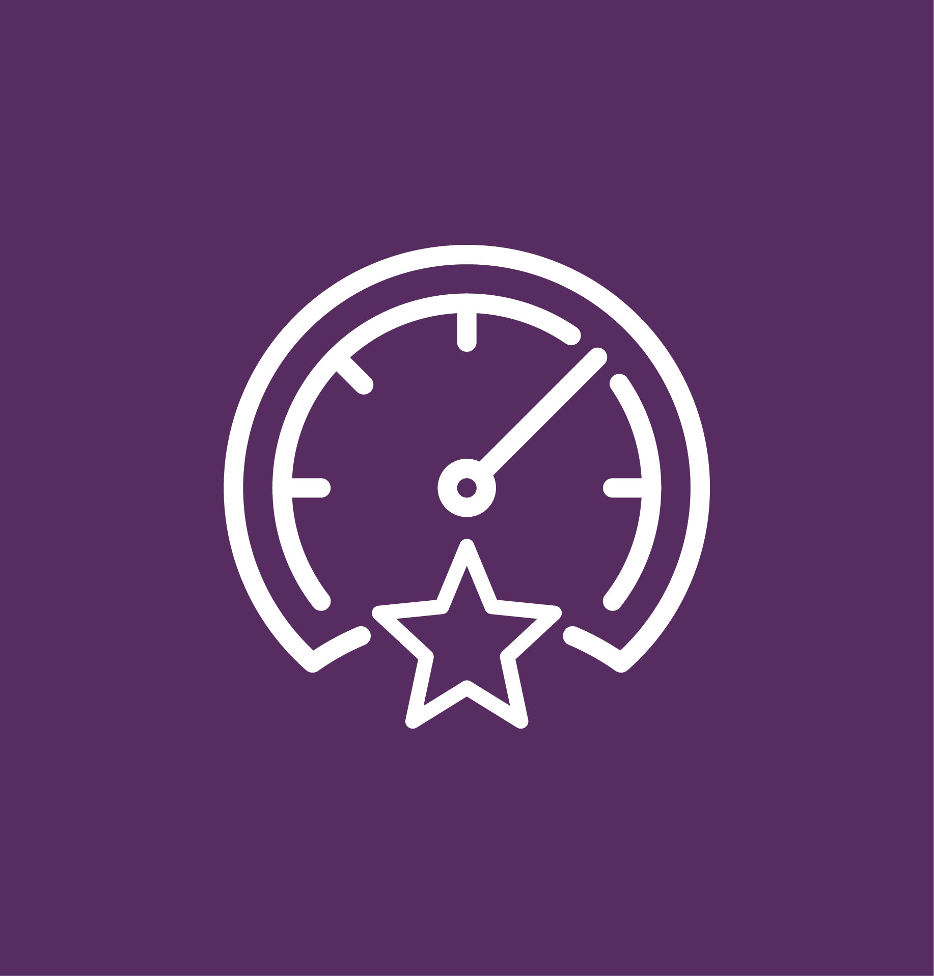 Success dial icon