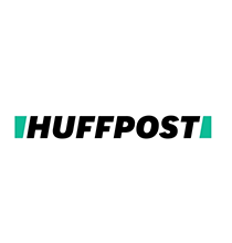 Huffington Post logo.