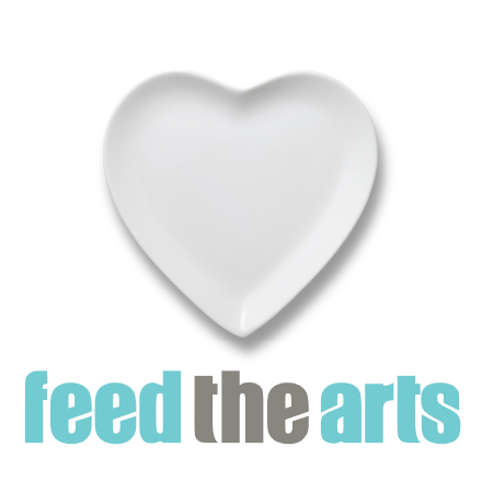 Feed the Arts logo