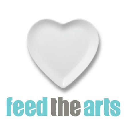Feed the Arts logo